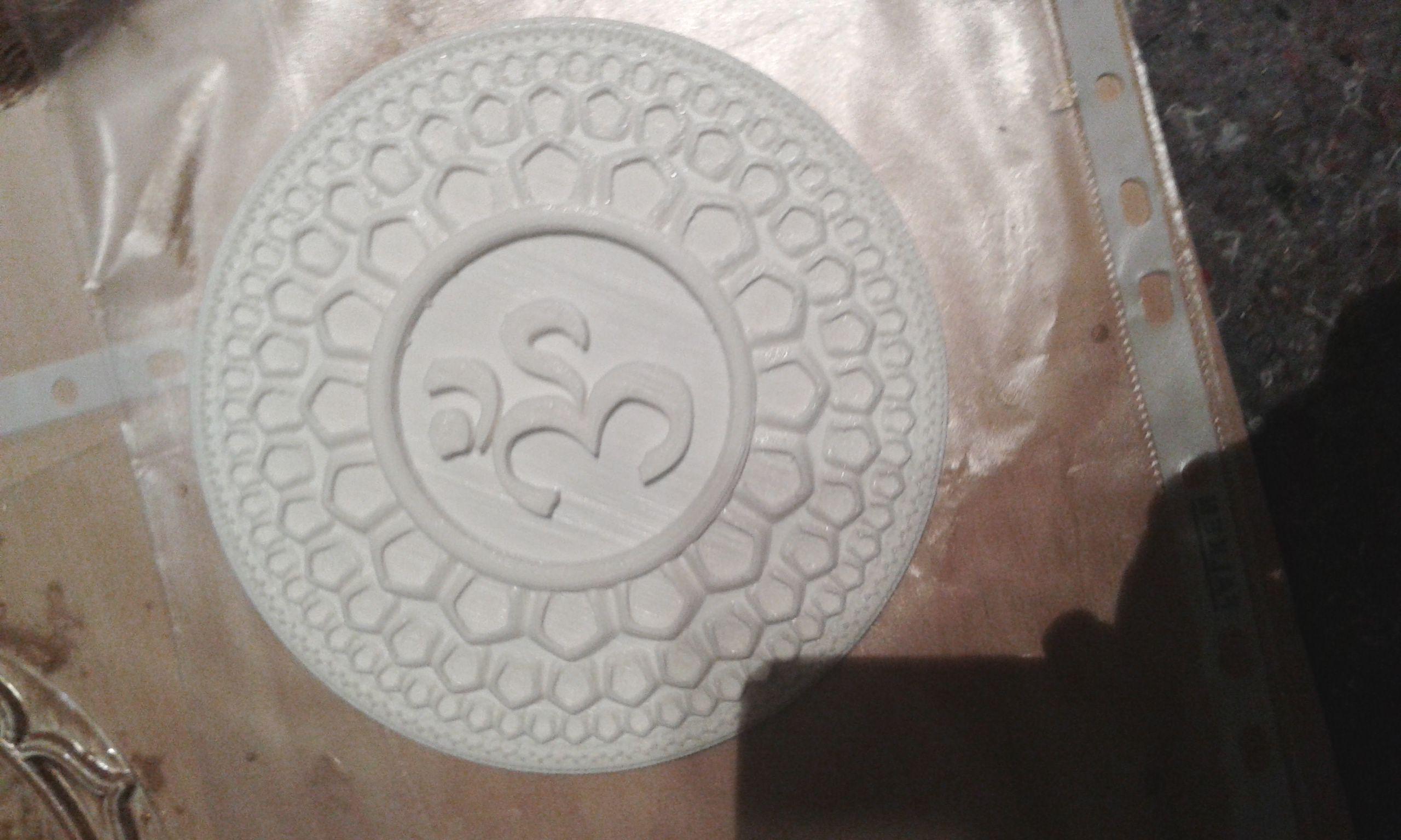 1008 blättriger Lotus 3D Druck