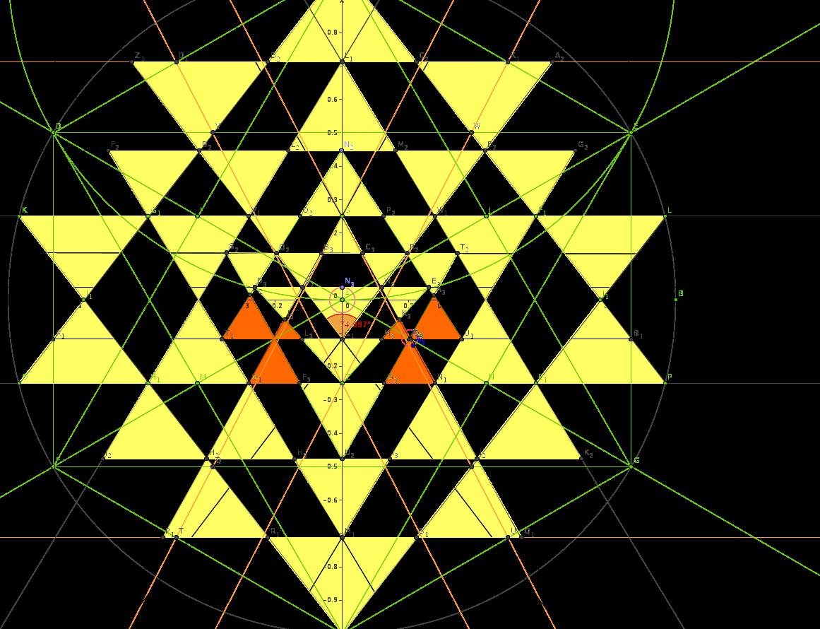 Drawing Shri Yantra - sacred geometry - formula Karma Ratna.png